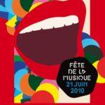 visuel fête de la musique 2010